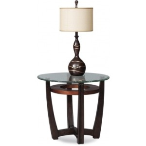 Elation RD End Table