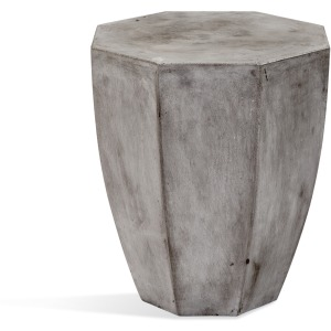 Babaloo Octogon End Table