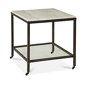 Whitman Square End Table
