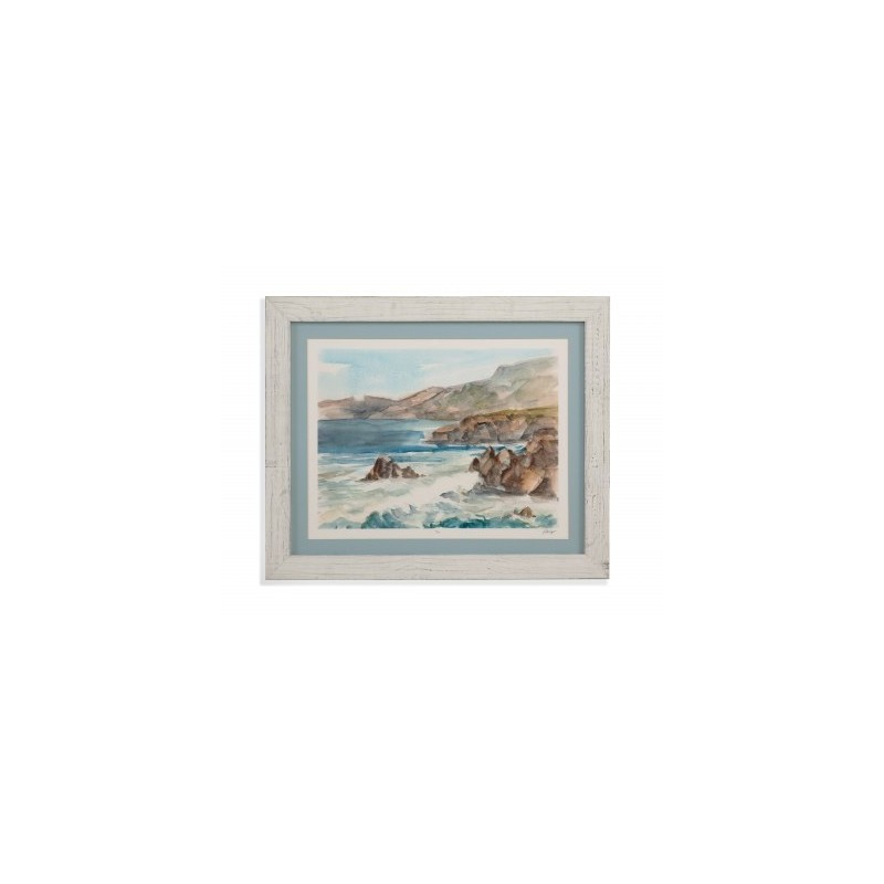Coastal Watercolor II