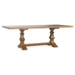 "Bench*Made 90"" Rectangular Table - Harvest"