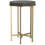 "Modern 16"" Axel Round Side Table"