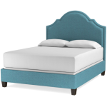 Custom Uph Beds Barcelona Twin Bonnet Bed