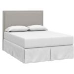 Custom Uph Beds Manhattan Rectangular Twin Headboard
