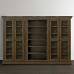 Compass Tall Triple Storage Cabinet