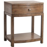 Compass Bedside Table