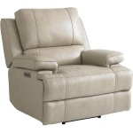 Parker Wall Saver Recliner - Flax