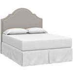 Custom Uph Beds Barcelona Bonnet Queen Headboard