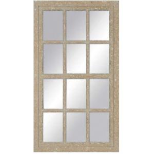 Aged Painted Windowpane