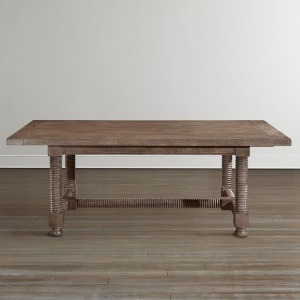 """Compass94"""" Trestle Dining Table"""