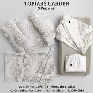 Baby & Kids Top of Bed Topiary Garden 5 pc set