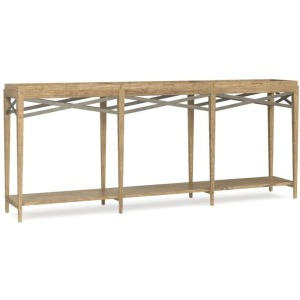 Woodridge Console Table - Sierra Brown