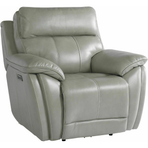 Levitate Wall Saver Recliner w/Power - Nickle
