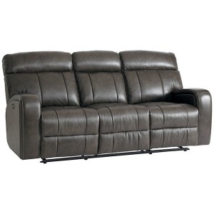 Beaumont Motion Sofa w/Power - Truffle