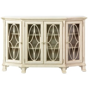 Moultrie Park Oval Door Console