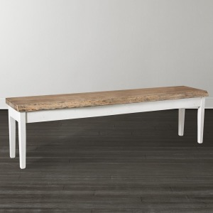 "Bench*Made Live Edge 60"" Hearthside Bench"