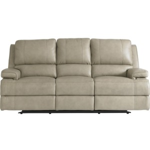 Parker Power Reclining Sofa - Flax