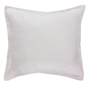 Bedding Basics Euro Ivory