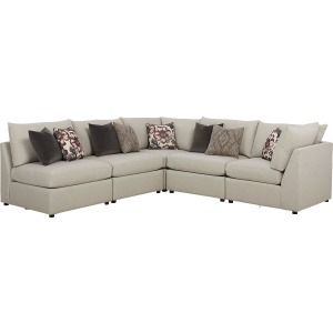 Beckham 5 PC Sectional