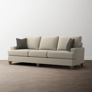 Custom Upholstery Grand Sofa 3/3