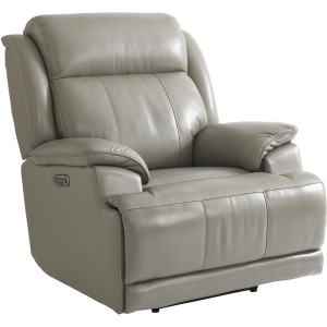 Carson Power Recliner - Quartz