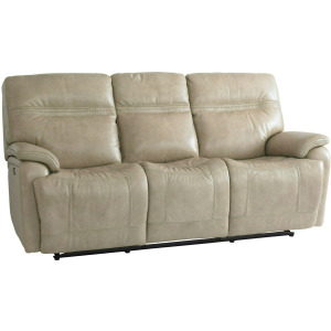 Grant Motion Sofa with Power - Wheat