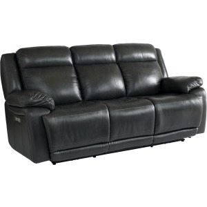 Evo Motion Sofa with Power Headrest - Graphite