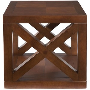 AXIS WHITE CUBE TABLE