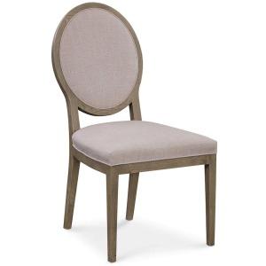 Bench Made Ostrow Oak Side Chair