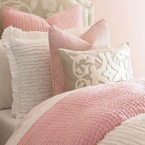 Ethan Soft Pink Quilt