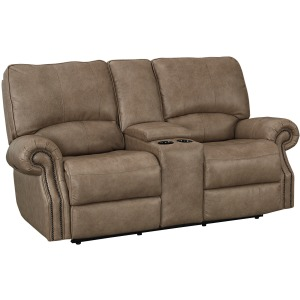 Prescott Power Reclining Loveseat - Wheat