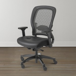 Commonwealth Leather Seat Office Chair