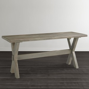 "Bench*Made Crossbuck 70"" Desk"