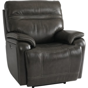 Grant Motion Wallsaver Recliner w/Power - Truffle