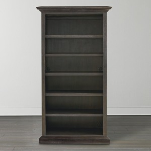 Emporium Tall Single Open Bookcase