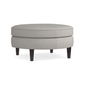 Custom Round Ottoman - Medium
