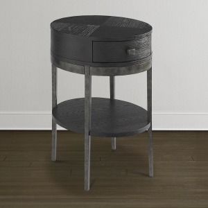 Bratton Round Chairside Table