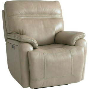 Grant Wallsaver Recliner with Power - Wheat