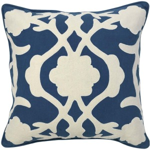 Eastwood Blue Pillow