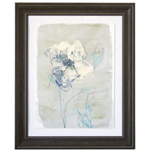 Floral Vignette I