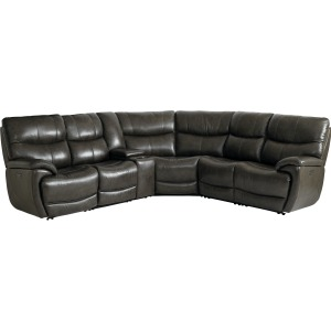 Brookville 6 PC Power Reclining Sectional