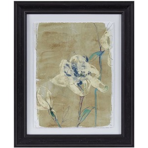 Floral Vignette III