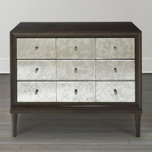 PresidioAccent Chest w/Mirror Drawers