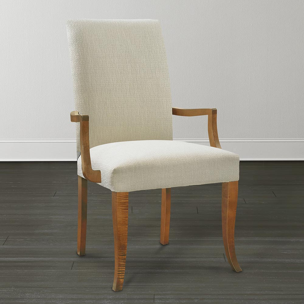 Custom Upholstered Chairs Arm Chair By Bassett 9000 Dcaf Horton S Furniture Mattresses