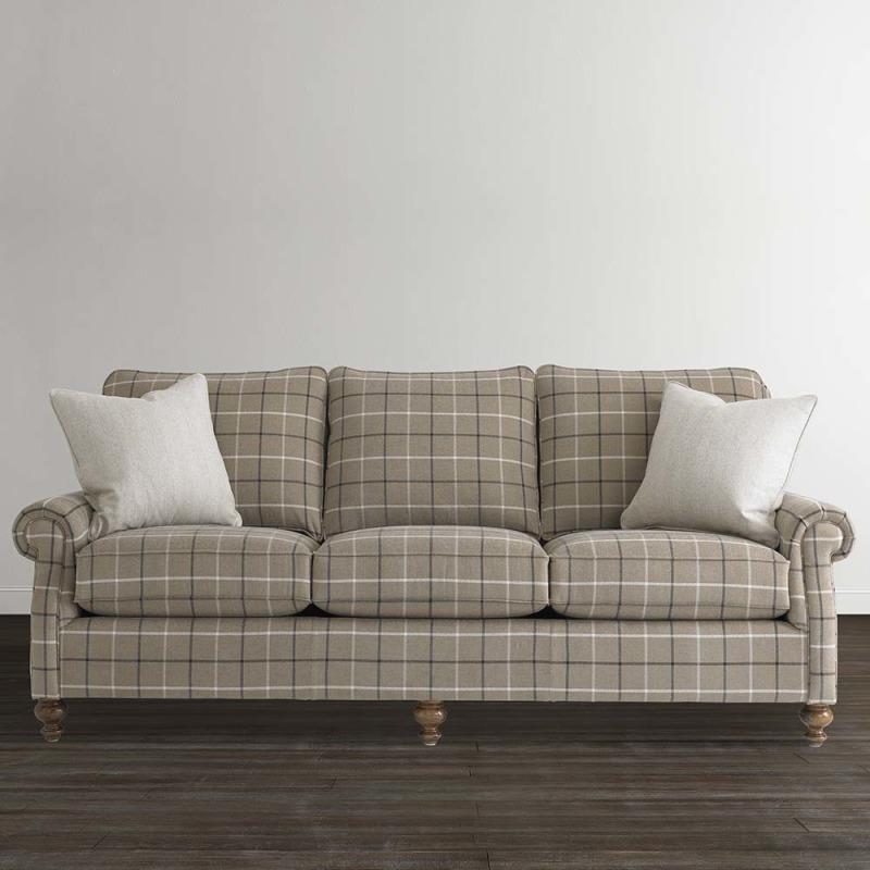 Astonishing Carlisle Sofa By Bassett 2620 62 Pierce Furniture Mattress Uwap Interior Chair Design Uwaporg