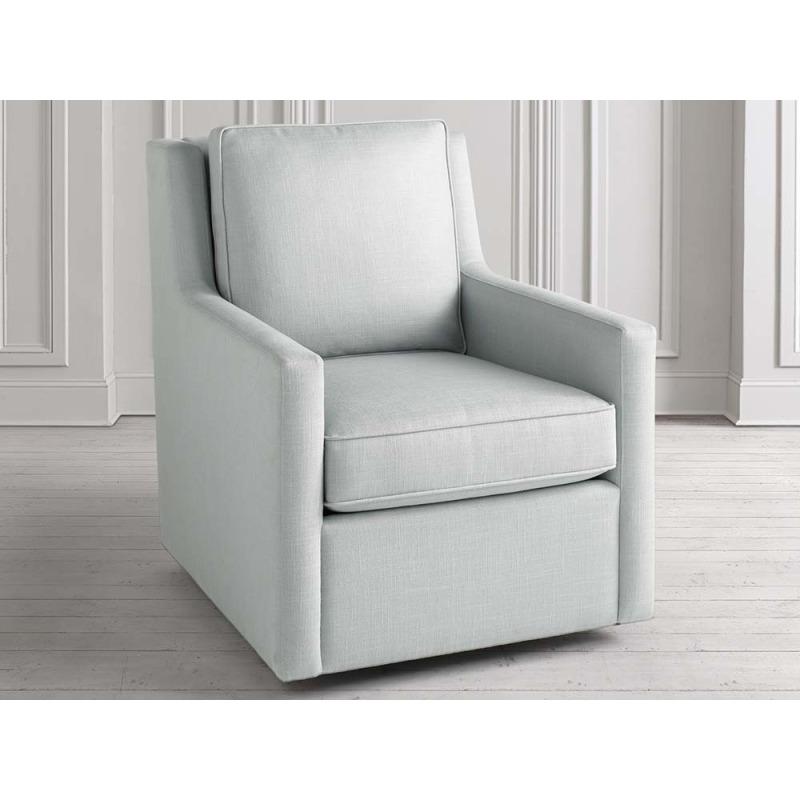 Superb Archer Swivel Chair By Bassett 1194 05 Pierce Furniture Squirreltailoven Fun Painted Chair Ideas Images Squirreltailovenorg