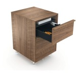 Cascadia Mobile File Cabinet