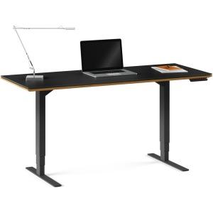 Sequel 20 Lift Desk - Natural Walnut