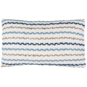 Portland Lumbar Pillow - Driftwood