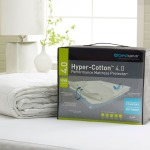 4.0 Hyper-cotton Quick Dry PERFORMANCE Mattress Protector